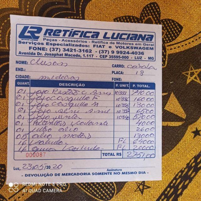 Vende se um Corolla ano 1999 - Foto 15