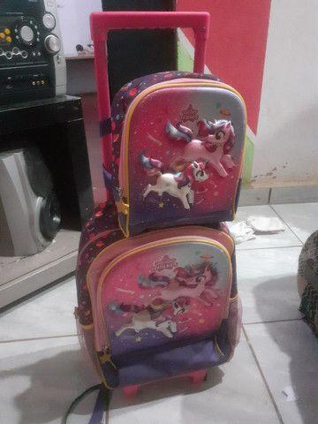 Vende se essa mochila