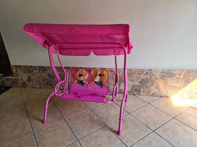 Cadeira de balanço infantil  - Foto 4