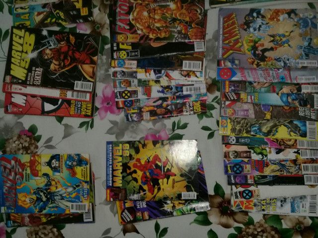 Coleçoes de hqs/quadrinhos raros e em otimo estado ( Vendo em coleções)