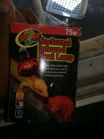 Lâmpada infrared - Foto 4