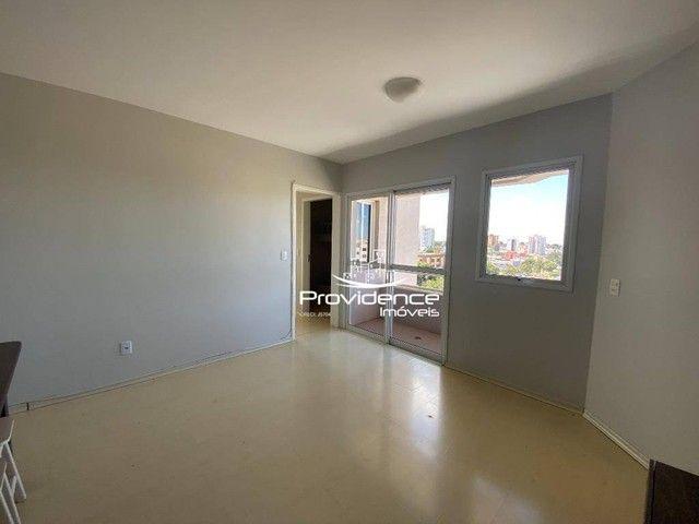 Apartamento com 3 dormitórios para alugar, 61 m² por R$ 1.250,00/mês - Centro - Cascavel/P - Foto 17