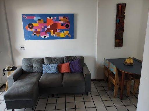 Flat com 2 dormitórios à venda, 70 m² por R$ 409.500,00 - Boa Viagem - Recife/PE - Foto 3