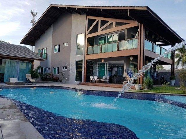 JS - Casa Litoral em Muro Alto Ipojuca  C/ 600M 10 Suítes  - Foto 14