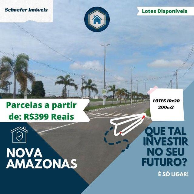 Parcelas de R$399 no seu Lote. Bairro Planejado Nova Amazonas - Foto 2