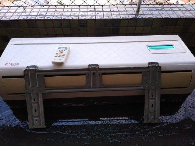 Ar Condicionado  - Evaporadora 18.000 Btus - Foto 3