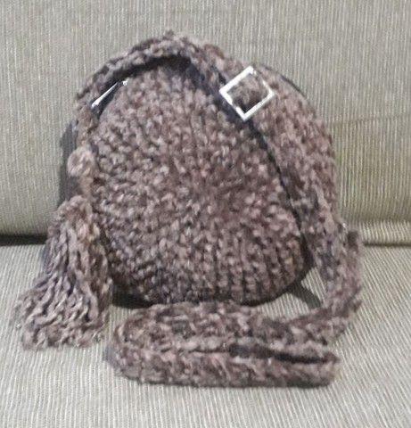 Bolsa crochê  - Foto 6