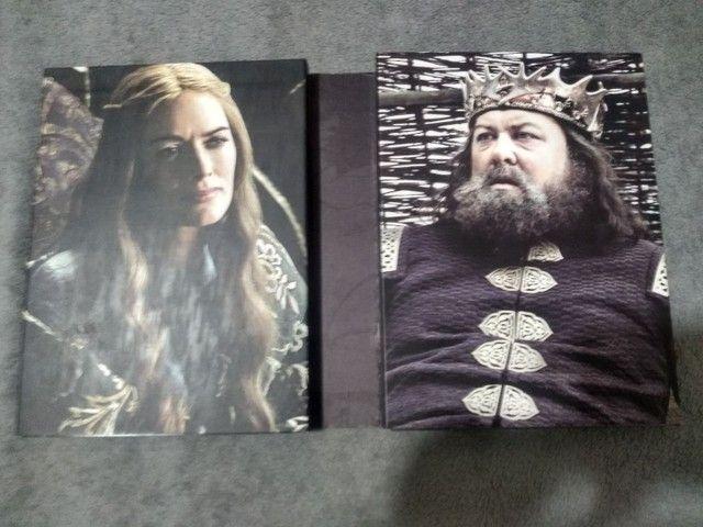 Box Raro - Blu-ray - Game of Thrones (1º Temporada) - Foto 5