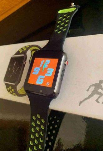 Smartwatch K1 com entrada de chip PRONTA ENTREGA - Foto 2
