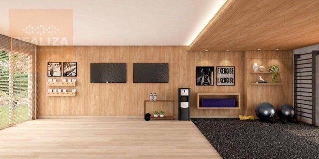 Apartamento com 3 dormitórios à venda, 120 m² por R$ 690.000 - Pedra - Eusébio/CE - Foto 13