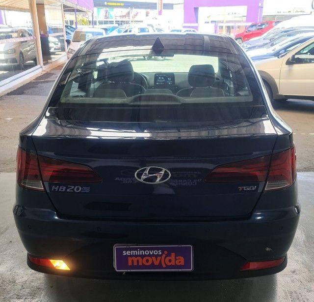 Hyundai HB20S 1.0 Evolution Turbo (Aut) (Flex) - Foto 4