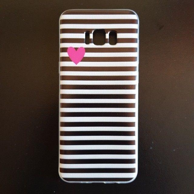Conjunto 04 Capas Femininas Para Galaxy S8 Plus S8+ - Foto 4