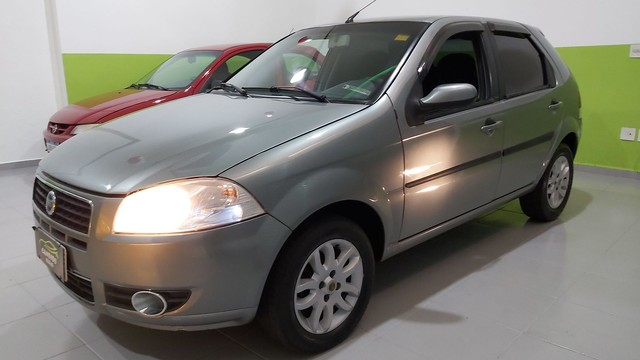 Fiat Palio 2008 ELX  1.4 fkrx completo. - Foto 9