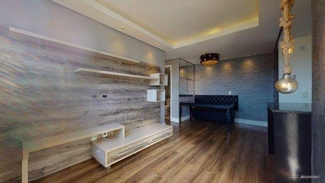 Apartamento Mobiliado com 59 m² de 2 dormitórios no Jardim Carvalho - Foto 5