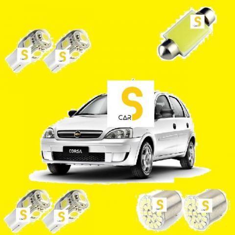 KIT Leds Corsa Maxx Premium