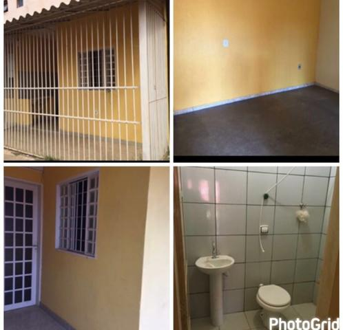 Alugo apartamento térreo 2 quartos