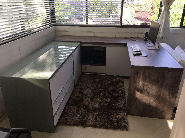 Home Office perfeito casa/escritório