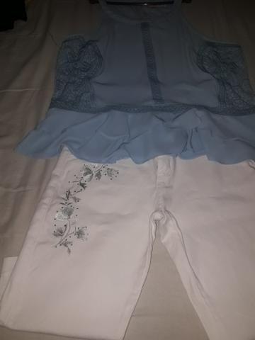 Calça e blusa - Foto 4