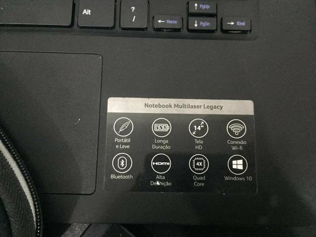 Notebook Multilaser Legacy - Foto 2