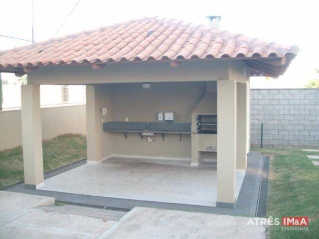 Apartamento com 2 dormitórios para alugar, 67 m² por r$ 600,00/mês - setor perim - goiânia - Foto 11