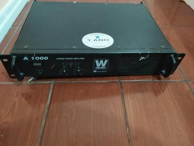 Amplificador 400w rms - Foto 3