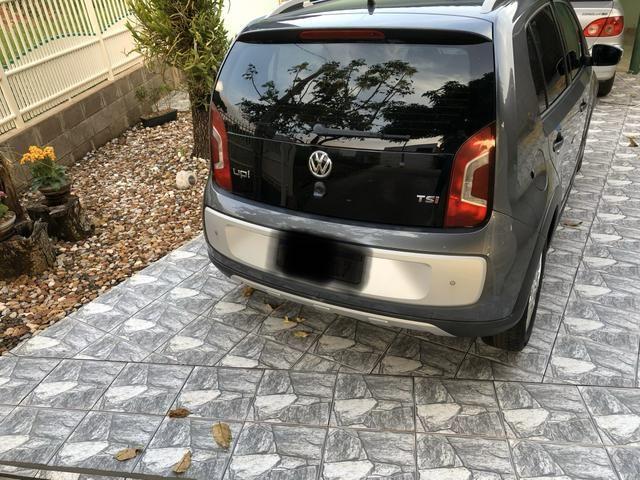 VW Cross UP Tsi 2017 - Foto 4