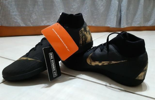Chuteira Futsal Nike Mercurial Superfly 6 Academy 39 - Foto 3