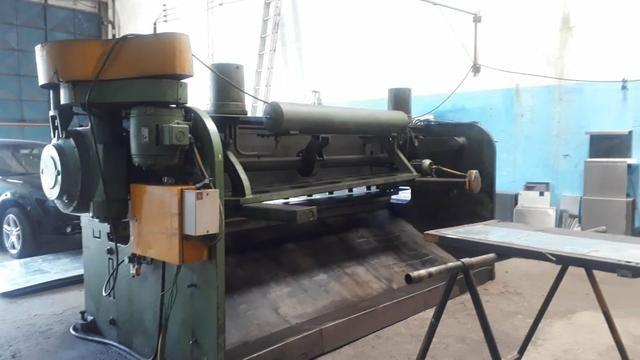 Maquina de corte e dobra de chapa as duas por 88.000 - Foto 3