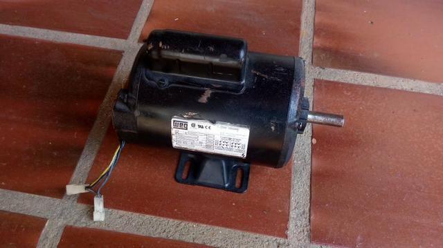 Motor WEG 127/220 - Foto 2