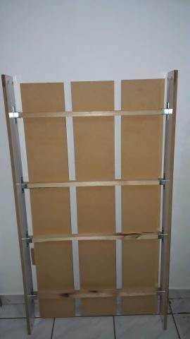 Berço americano +colchão colchão D18 ortobon novo. R$250,00 - Foto 5