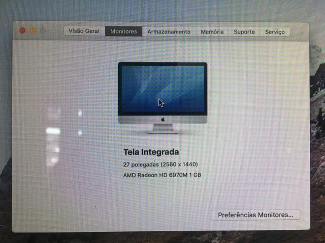 IMac Apple - 27 ?? - Foto 4