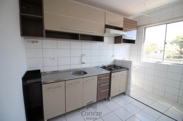 Apartamento com 2 quartos no Sitio Cercado. - Foto 6
