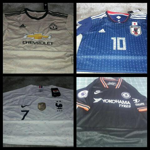 Camisa de times internacionais nacionais - Foto 3