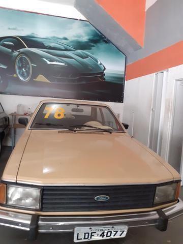 Corcel || ano 1978 ldo 1.6 gasolina VENDO OU TROCO - Foto 7