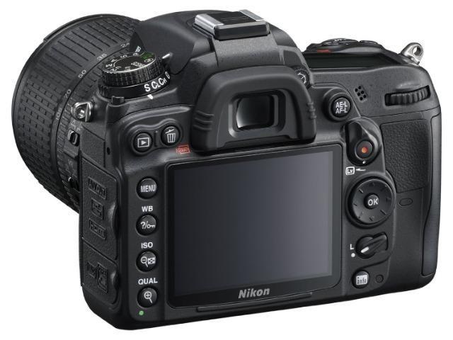 Câmera Nikon D7000, com lente Nikor 18 a 140 MM - Foto 3