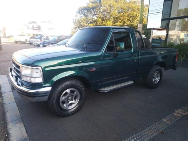 FORD F-1000 XLT TURBO 2.5 HSD 2P   1998 - Foto 7