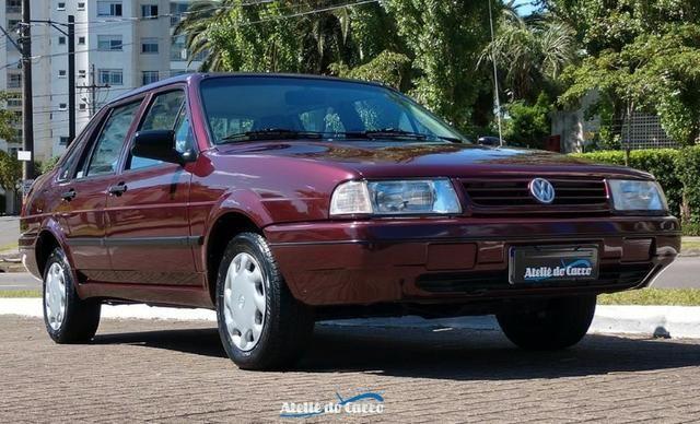Santana CLi 1995 Completo - Apenas 23.000 km - Todo Original - Ateliê do Carro - Foto 5