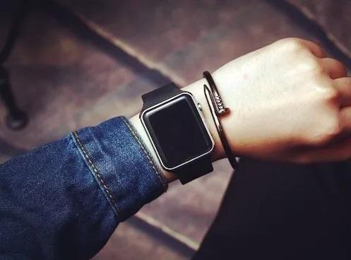 Relógio De Pulso Masculino Esportivo Digital Led Barato - Foto 3