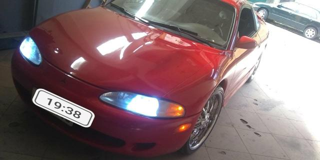 Vendo Mitsubishi eclipse