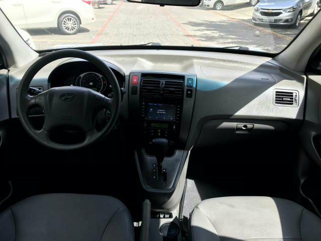 Tucson GLS 2.0 2014 Multimídia, Automatica, Banco Couro, Carro Impecável - Foto 7