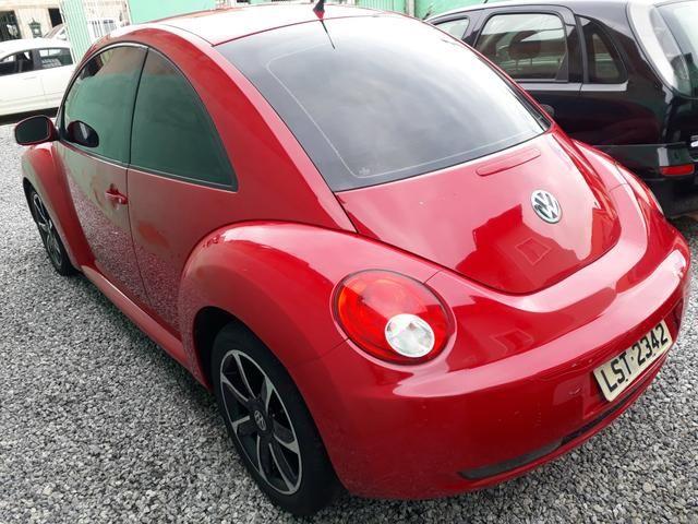 New beetle 2008 automático - Foto 3