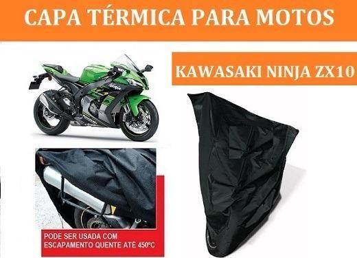 Capa Térmica Kawasaki Ninja