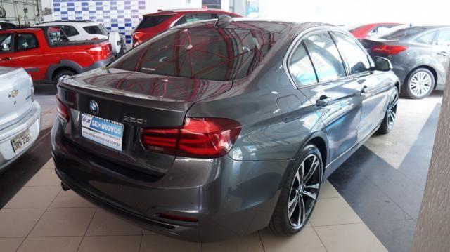 BMW 320i 2.0 SPORT 16V TURBO ACTIVE FLEX 4P AUTOMÁTICO - Foto 4
