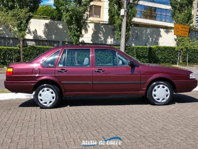 Santana CLi 1995 Completo - Apenas 23.000 km - Todo Original - Ateliê do Carro - Foto 7
