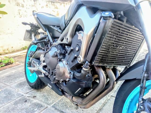 Yamaha MT 09 2016 leia a descrição - Foto 4