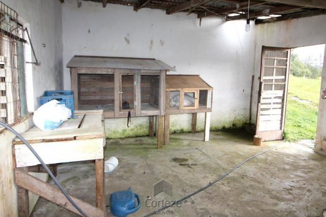 Chácara no Barro Branco em São José dos Pinhais - Foto 12