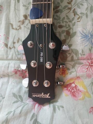 Guitarra Tagima PR-200 estilo PRS - Foto 3