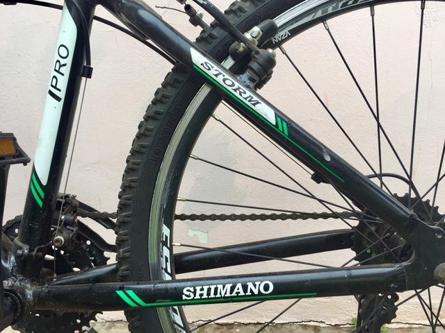 Bicicleta Shimano 21 Marchas - Foto 2