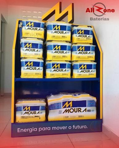 Baterias automotivas - Entrega grátis- até 6x sem juros