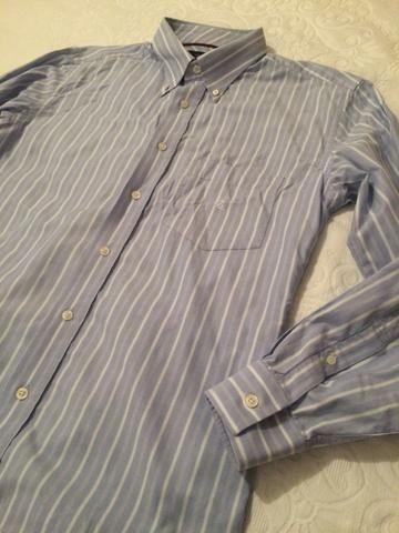 Camisa Lacoste TAM 4 manga curta masculino - Foto 4